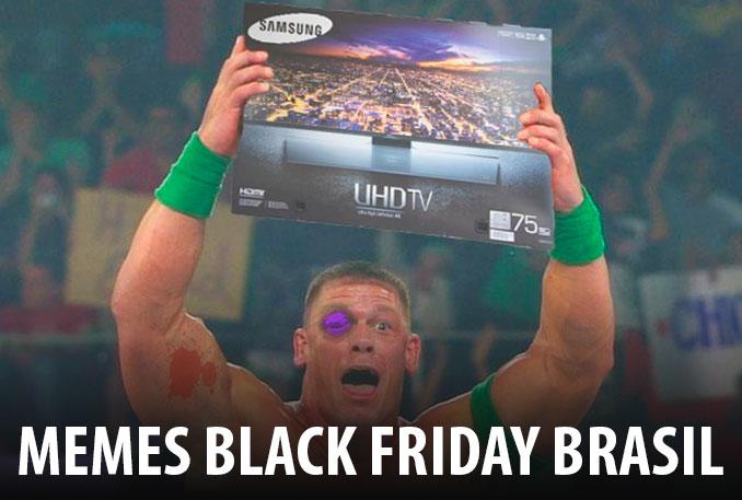 Memes Black Friday Brasil