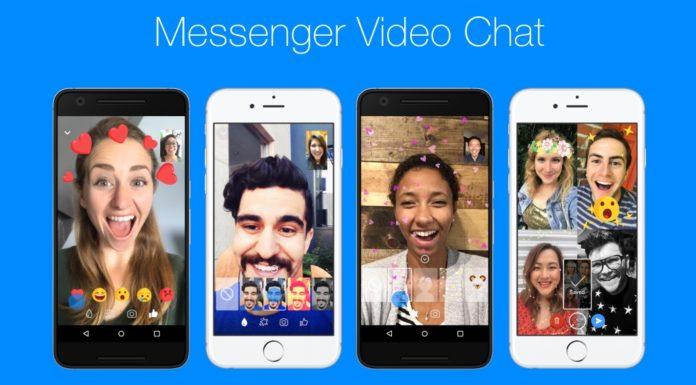 Imagem de: Facebook Messenger ganhou várias novidades para videochamadas [vídeo]