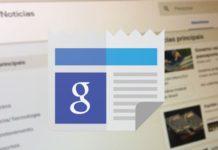 Imagem de: A versão para desktop do Google Notícias ganha tapa no visual