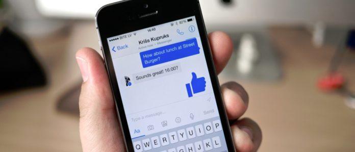 Imagem de: Facebook pode tornar o Messenger bem mais seguro em breve