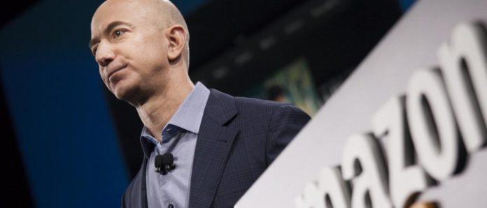 Imagem de: CEO da Amazon é a 3ª pessoa mais rica do mundo, diz Reuters