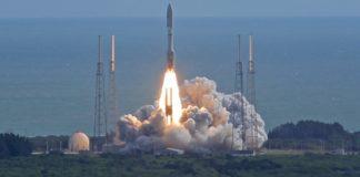 Imagem de: Lance o que você quiser para o espaço por apenas US$ 109 milhões