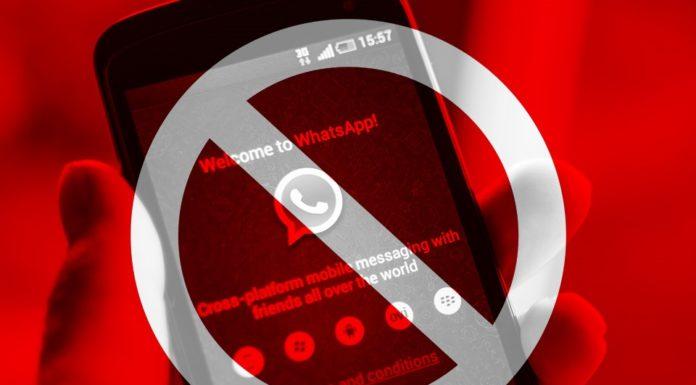 Imagem de: De novo! WhatsApp será bloqueado no Brasil a partir de hoje; entenda