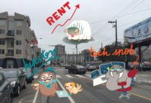 Imagem de: Snapchat ganha stickers personalizados por região