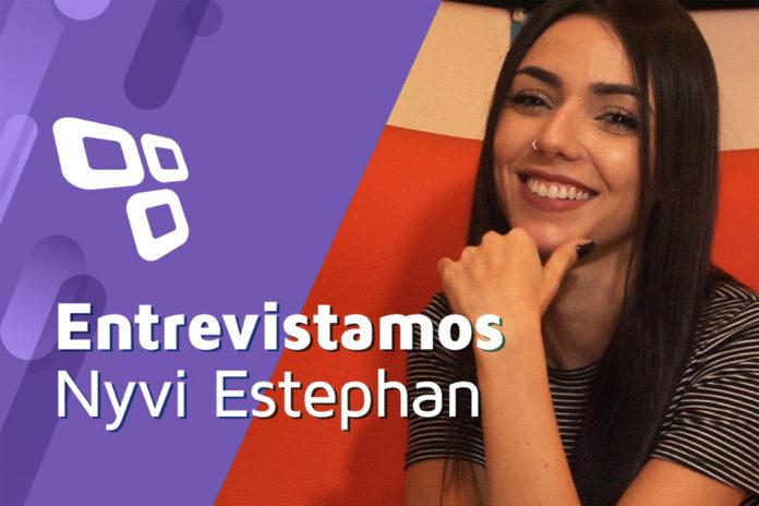 Imagem de: Muito além da Playboy: Nyvi Estephan fala tudo e mais um pouco ao TecMundo