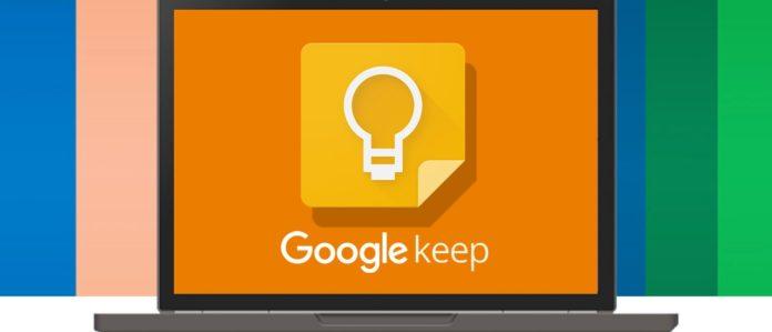 Imagem de: Agora você pode trazer suas anotações do Keep direto para o Google Docs