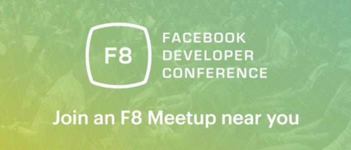 Imagem de: Conferência Facebook F8 será realizada em 27 países, incluindo Brasil
