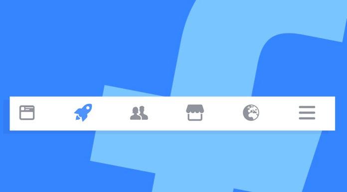 Imagem de: Saiba o que é o foguete misterioso que vem aparecendo no app do Facebook