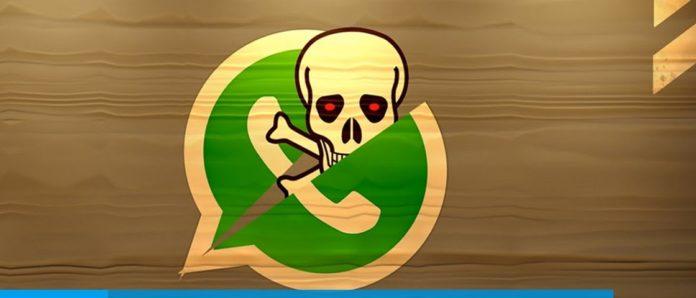Imagem de: 100 mil usuários do WhatsApp foram infectados pelo 'WhatsEspião'