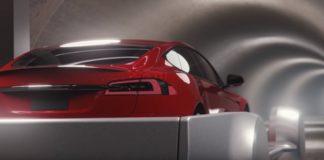 Imagem de: Elon Musk pede sugestões de nome para futura máquina de túneis subterrâneos