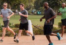 Imagem de: CEO do Facebook vai correr 365 milhas em 2016 e quer que você faça o mesmo
