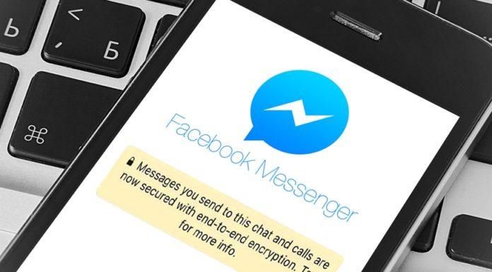 Imagem de: Facebook libera criptografia no Messenger para todos os usuários