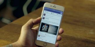 Imagem de: Facebook vai tocar músicas do Spotify e Apple Music diretamente no seu feed