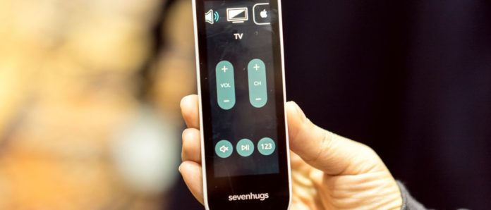 Imagem de: Controle remoto facilita acesso a qualquer dispositivo