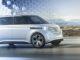 Imagem de: Conheça a BUDD-e, nova van elétrica da Volkswagen [imagens]