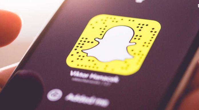 Imagem de: Snapchat adquire empresa especializada em captura facial em 3D
