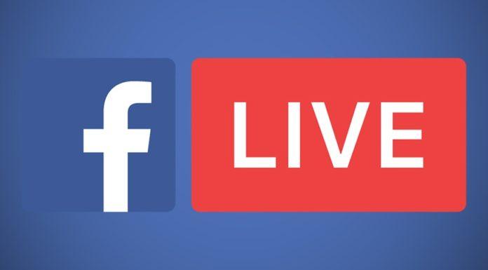 Imagem de: Facebook diz que um em cada cinco vídeos na página é transmissão ao vivo