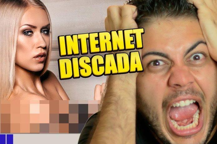 Imagem de: Nerd Show relembra como era a dura vida de quem usava internet discada