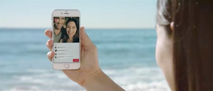 Imagem de: Facebook inaugura aba para vídeos ao vivo em seus apps mobile