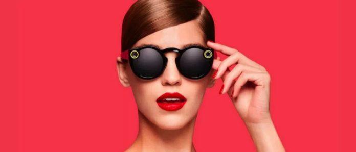 Imagem de: Óculos do Snapchat são eleitos hardware do ano em evento de startups