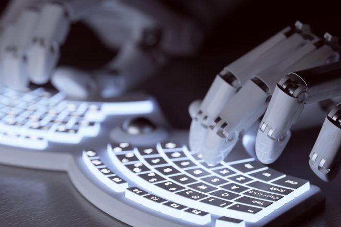 Imagem de: Maior parte do tráfego de dados na web vem de robôs digitais