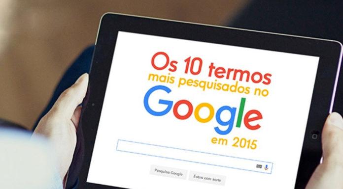 Imagem de: Quais foram os termos mais buscados no Google em 2015?