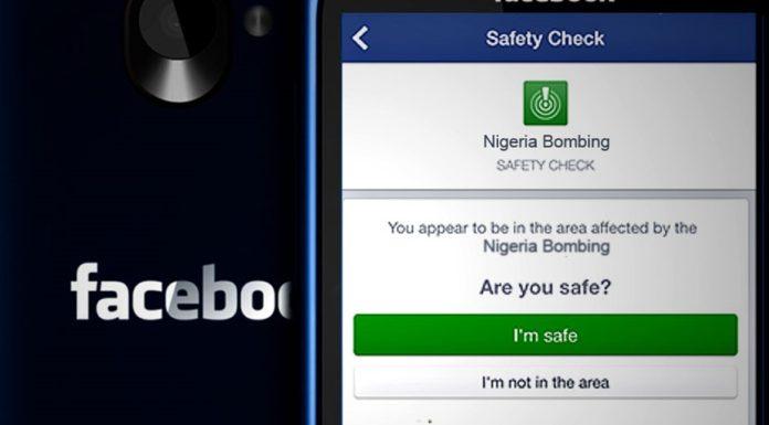 Imagem de: Facebook: Safety Check usará padrões da comunidade para avaliar tragédias