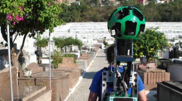 Imagem de: Cemitério São João Batista, no Rio de Janeiro, recebe o Google Street View