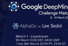 Imagem de: Homem vs. IA do Google se enfrentarão ao vivo hoje em um campeonato de Go