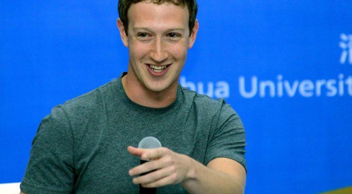 Imagem de: Zuckerberg vai responder a perguntas de usuários através do Facebook Live