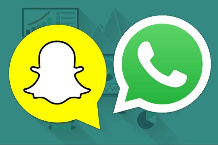 Imagem de: WhatsApp Beta: veja como usar recursos de 'Snapchat' no aplicativo