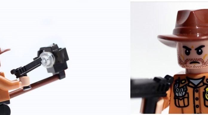Imagem de: Como seria se personagens de LEGO usassem o Instagram?