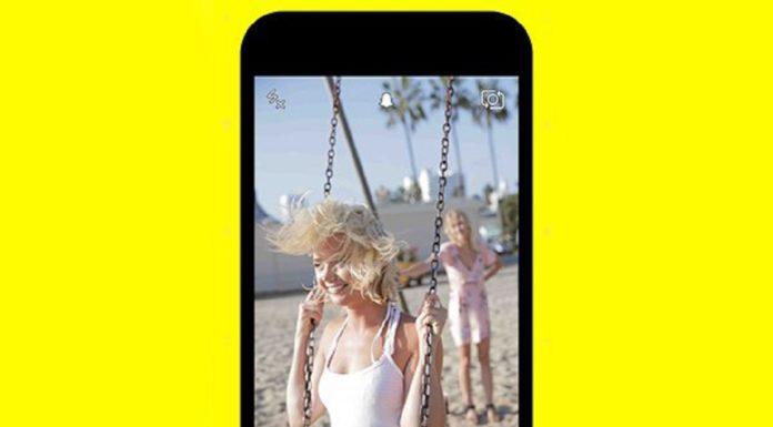Imagem de: Snapchat agora permite zoom com 1 dedo no iPhone