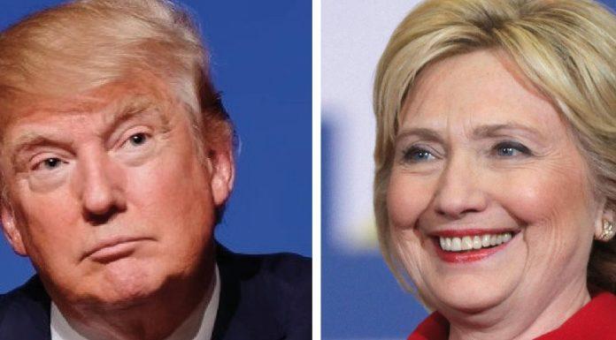 Imagem de: Segundo debate entre Hillary e Trump foi o mais twittado da história