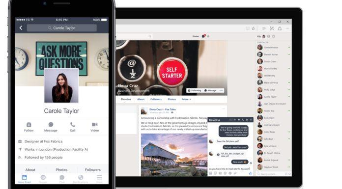 Imagem de: Workplace: novo serviço do Facebook vem melhorar a comunicação de empresas