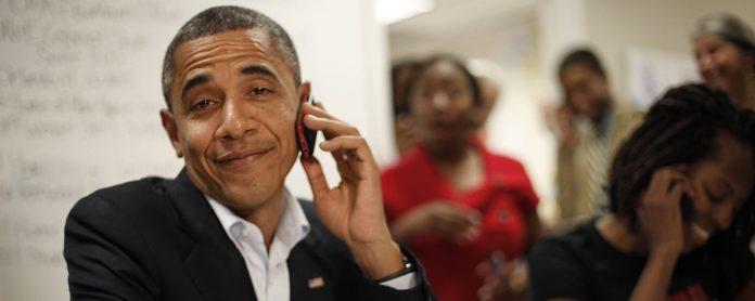 Imagem de: Você já pode mandar mensagens para o presidente Barack Obama pelo Facebook