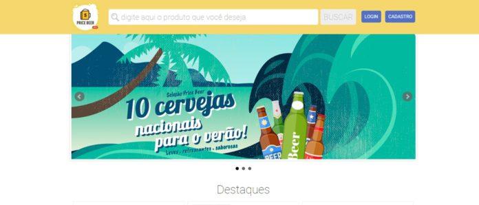 Imagem de: Price Beer: ferramenta compara os preços das cervejas na Internet