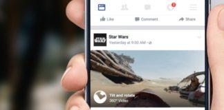 Imagem de: Facebook vai permitir o upload de fotos em 360° feitas por aparelhos comuns