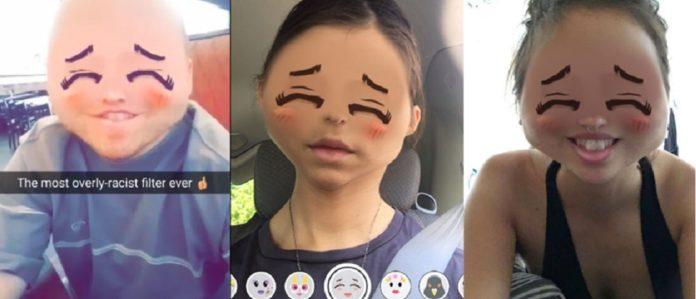 Imagem de: Snapchat é acusado de racismo por causa de filtro chinês