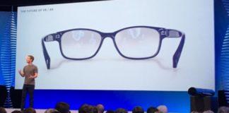 Imagem de: Facebook imagina óculos do futuro que mistura realidade virtual e aumentada