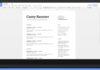 Imagem de: Nome usado nos templates do Google Docs gera reclamações contra garota