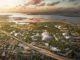 Imagem de: Campus futurístico da Google está perto de virar realidade