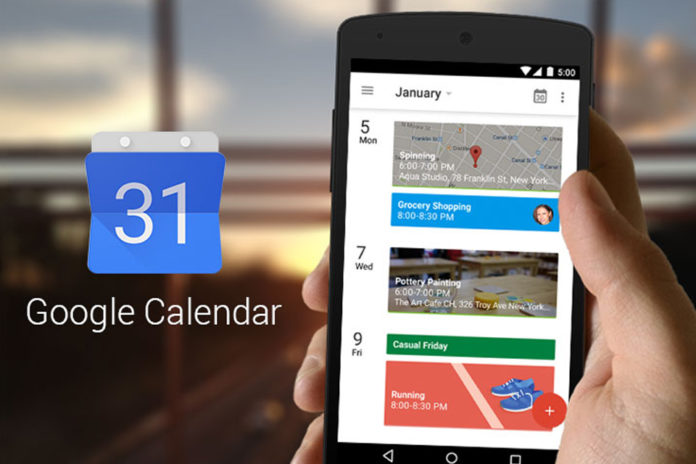 Imagem de: Chega de desculpas: Google Calendar vai ajudá-lo a cumprir seus objetivos