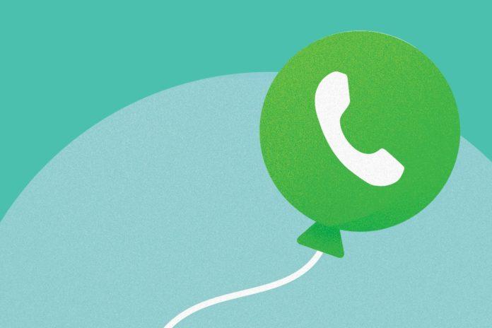 Imagem de: WhatsApp revela o que os brasileiros mais gostam de fazer no mensageiro