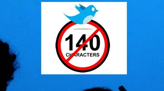 Imagem de: Textão em breve? Limite de 140 caracteres no Twitter começa a ser alterado