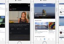 Imagem de: Facebook já está testando nova versão de feed exclusivo para vídeos [vídeo]