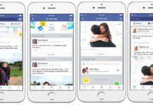 """Imagem de: Facebook introduz filtros ao sistema """"Neste dia"""" no iOS"""