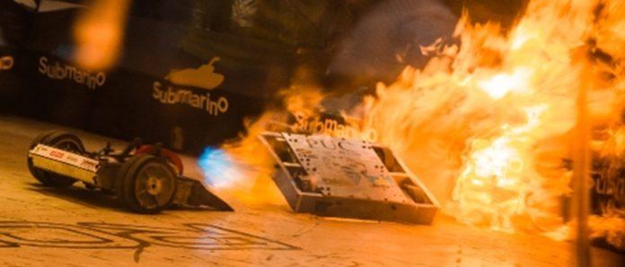 Imagem de: Animal: assista a algumas das melhores batalhas entre robôs brasileiros