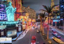 Imagem de: Que tal apreciar o mundo em miniatura num passeio com Google Street View?