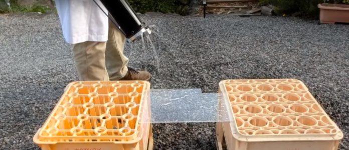Imagem de: Bazuca d'água pode abrir as suas tripas com um tiro [vídeo]